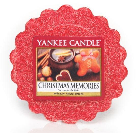 Vonný vosk Yankee Candle Christmas Memories 22g
