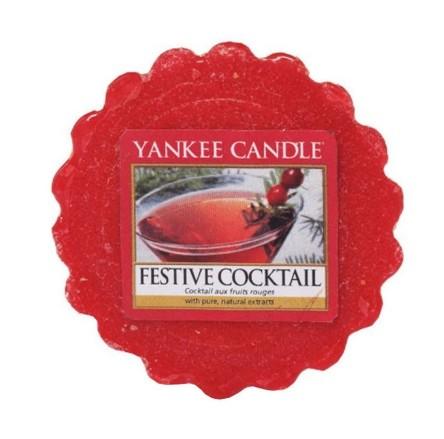 Vonný vosk Yankee Candle Festive Cocktail 22 g