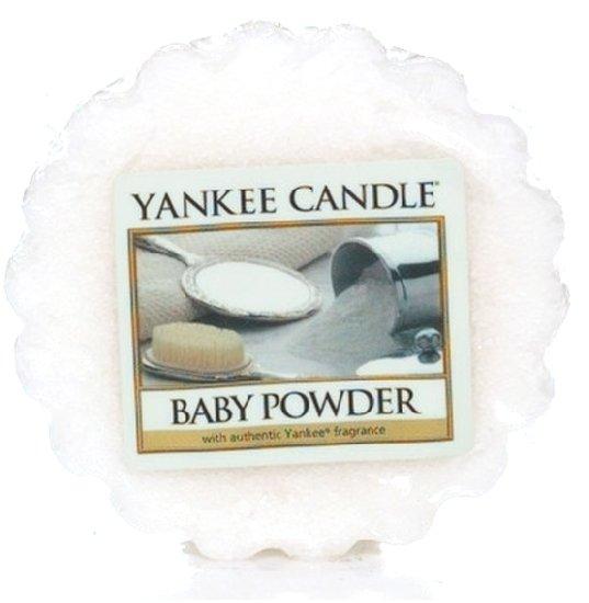 Vonný vosk Yankee Candle Baby Powder 22g