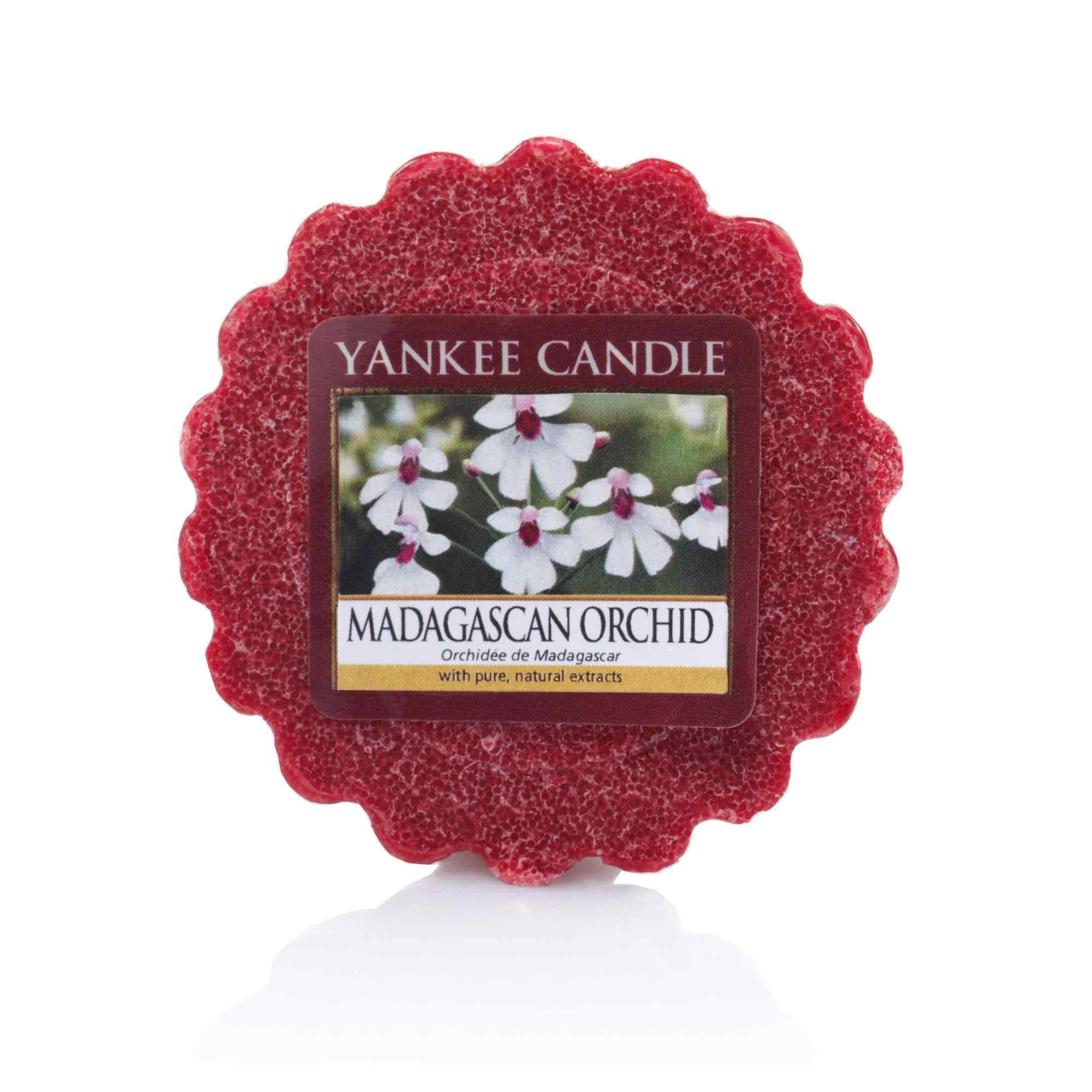 Vonný vosk Yankee Candle Madagascan Orchid 22g