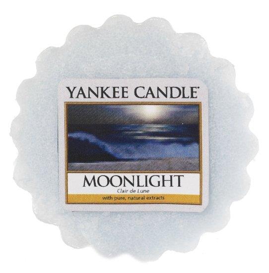 Vonný vosk Yankee Candle Moonlight 22g