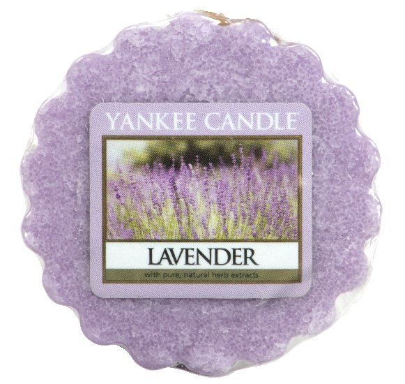 Vonný vosk Yankee Candle Lavender 22g