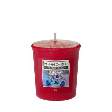 Votivní svíčka Yankee Candle Holiday Magic 49g