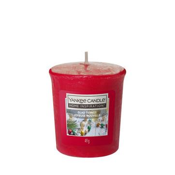 Votivní svíčka Yankee Candle Glad Tidings 49g