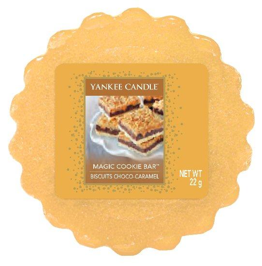 Vonný vosk Yankee Candle Magic Cookie Bar 22 g