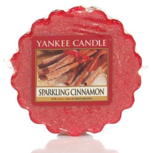 Vonný vosk Yankee Candle Sparkling Cinnamon 22 g