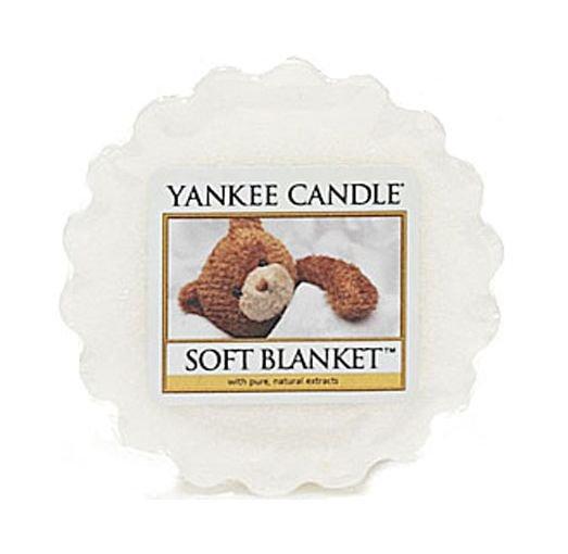 Vonný vosk Yankee Candle Soft Blanket 22g