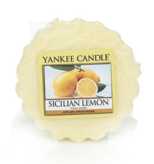 Vonný vosk Yankee Candle Sicilian Lemon 22g