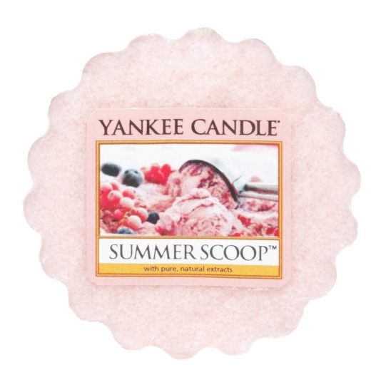 Vonný vosk Yankee Candle Summer Scoop 22g