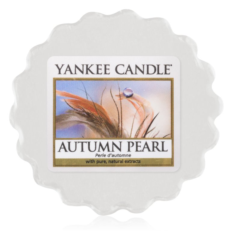 Vonný vosk Yankee Candle Autumn Pearlt 22g