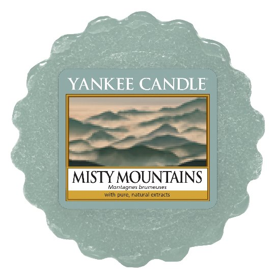Vonný vosk Yankee Candle Misty Mountains 22g