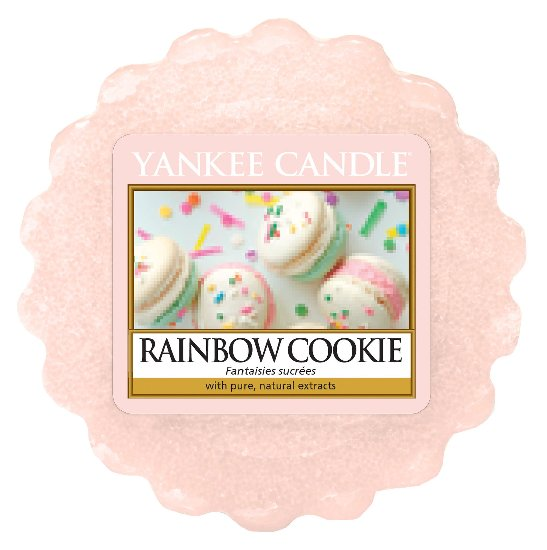 Vonný vosk Yankee Candle Rainbow Cookie 22g