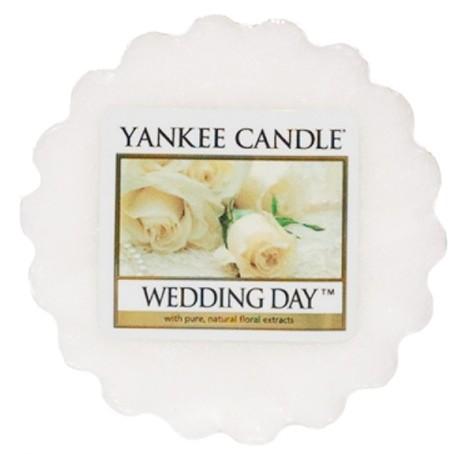 Vonný vosk Yankee Candle Wedding Day 22g