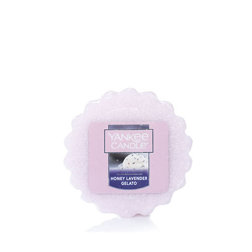 Vonný vosk Yankee Candle Honey Lavender Gelato 22g