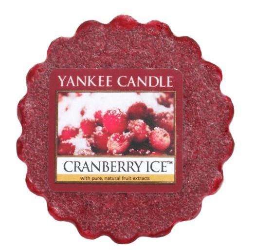 Vonný vosk Yankee Candle Cranberry Ice 22g