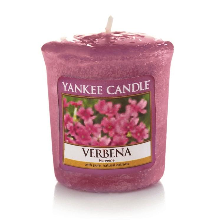 Votivní svíčka Yankee Candle Verbena 49g