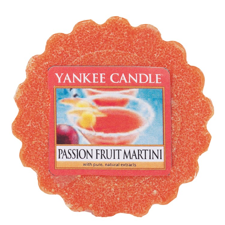 Vonný vosk Yankee Candle Passionfruit Martini 22g
