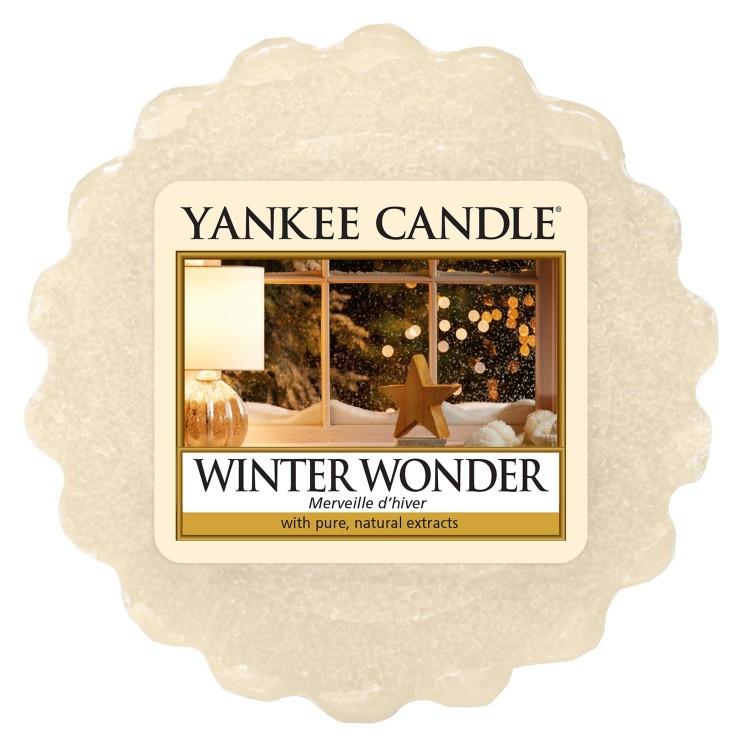 Vonný vosk Yankee Candle Winter Wonder 22g
