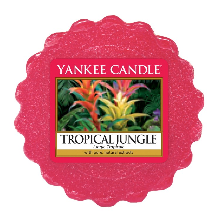Vonný vosk Yankee Candle Tropical Jungle 22g
