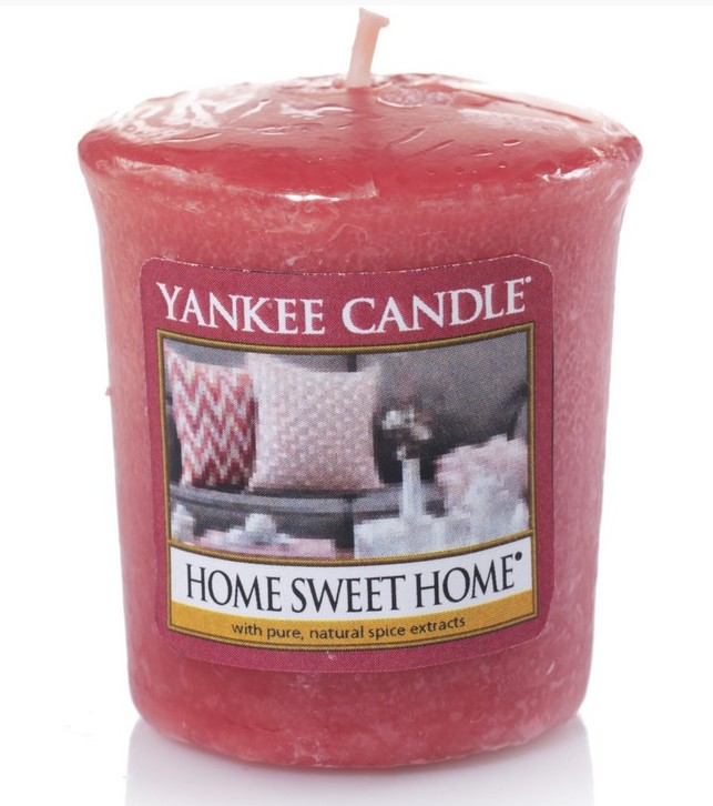 Votivní svíčka Yankee Candle Home Sweet Home 49g