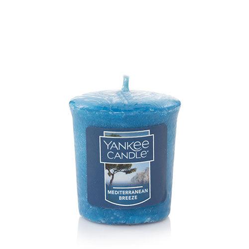Votivní svíčka Yankee Candle Mediterranean Breeze 49g