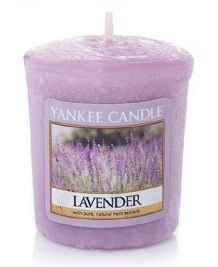 Votivní svíčka Yankee Candle Lavender 49g