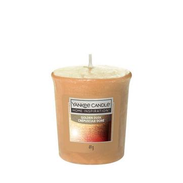Votivní svíčka Yankee Candle Golden Dusk 49g