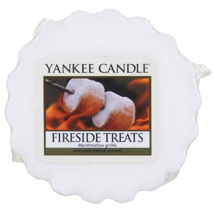 Vonný vosk Yankee Candle Fireside Treats 22g