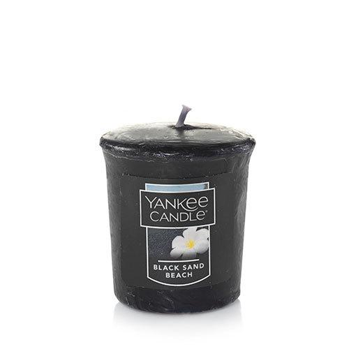 Votivní svíčka Yankee Candle Black Sand Beach 49 g