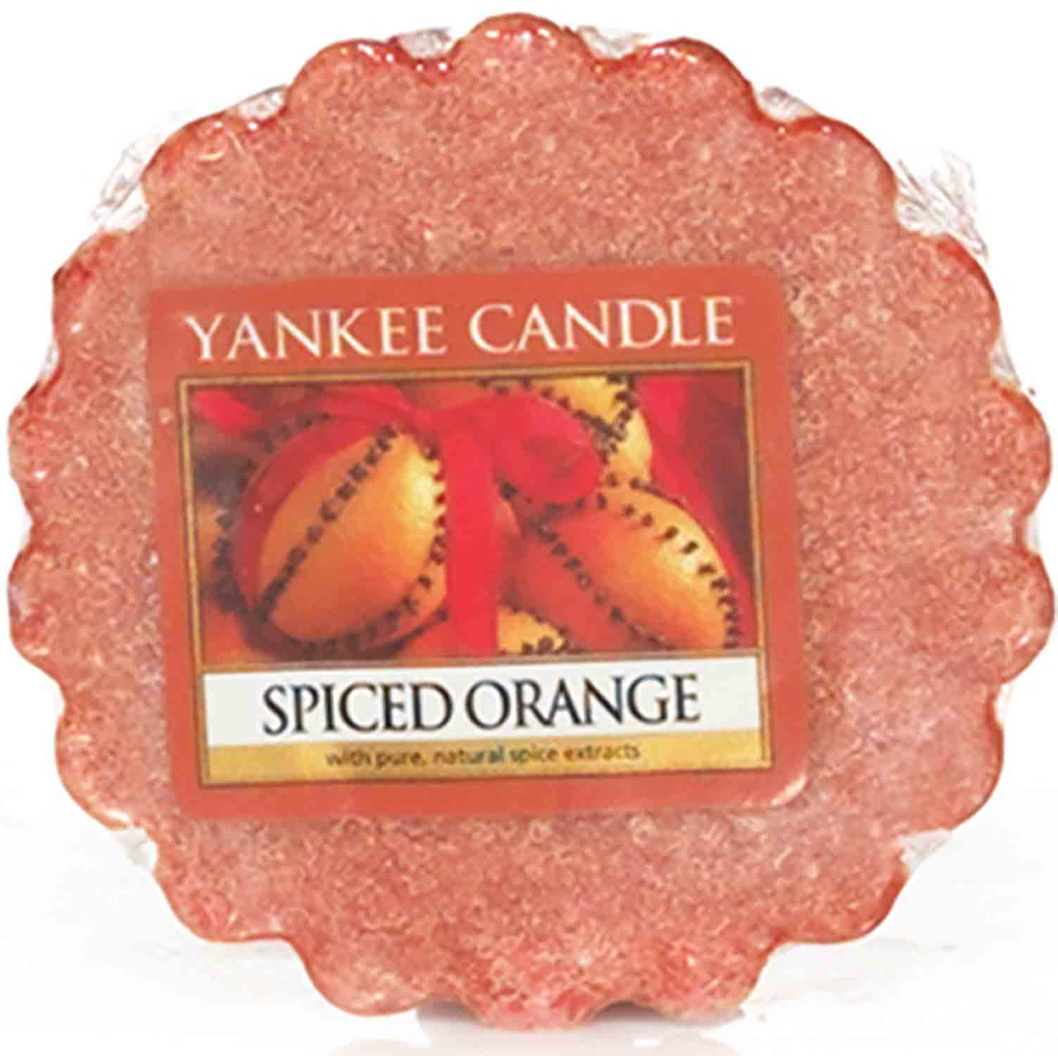 Vonný vosk Yankee Candle Spiced Orange 22g