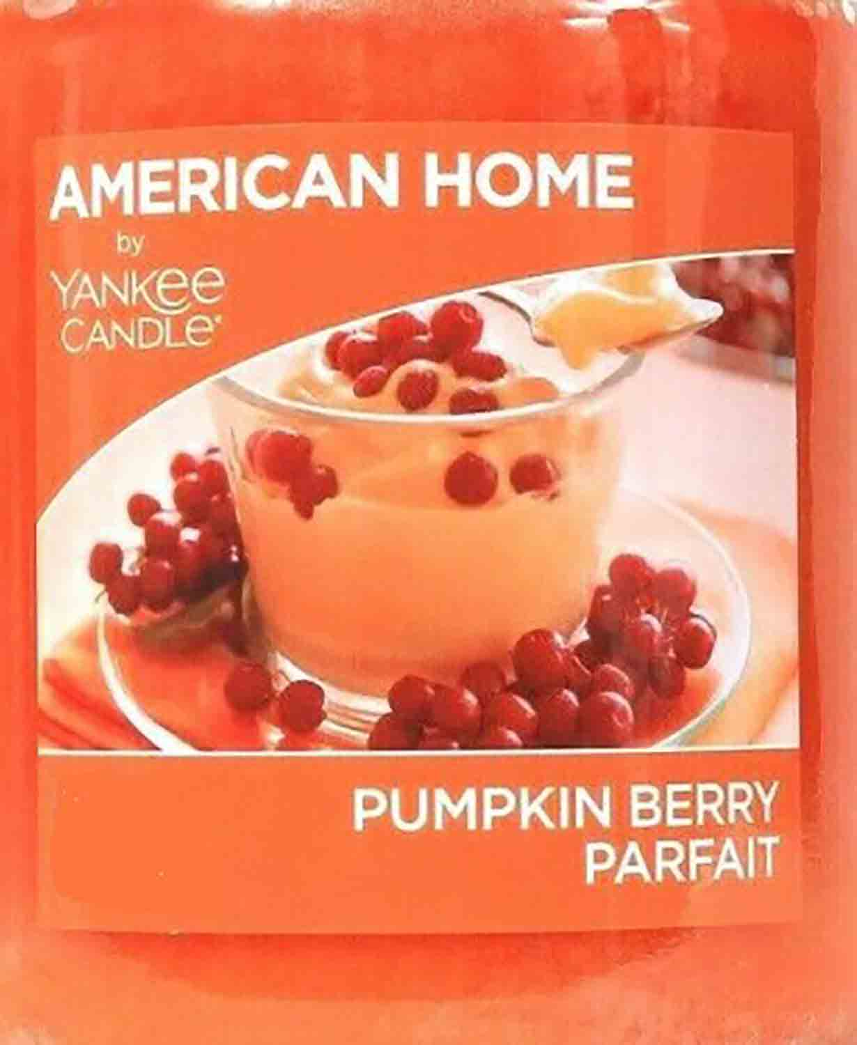 Crumble vosk Yankee Candle Pumpkin Berry Parfait USA 22 g