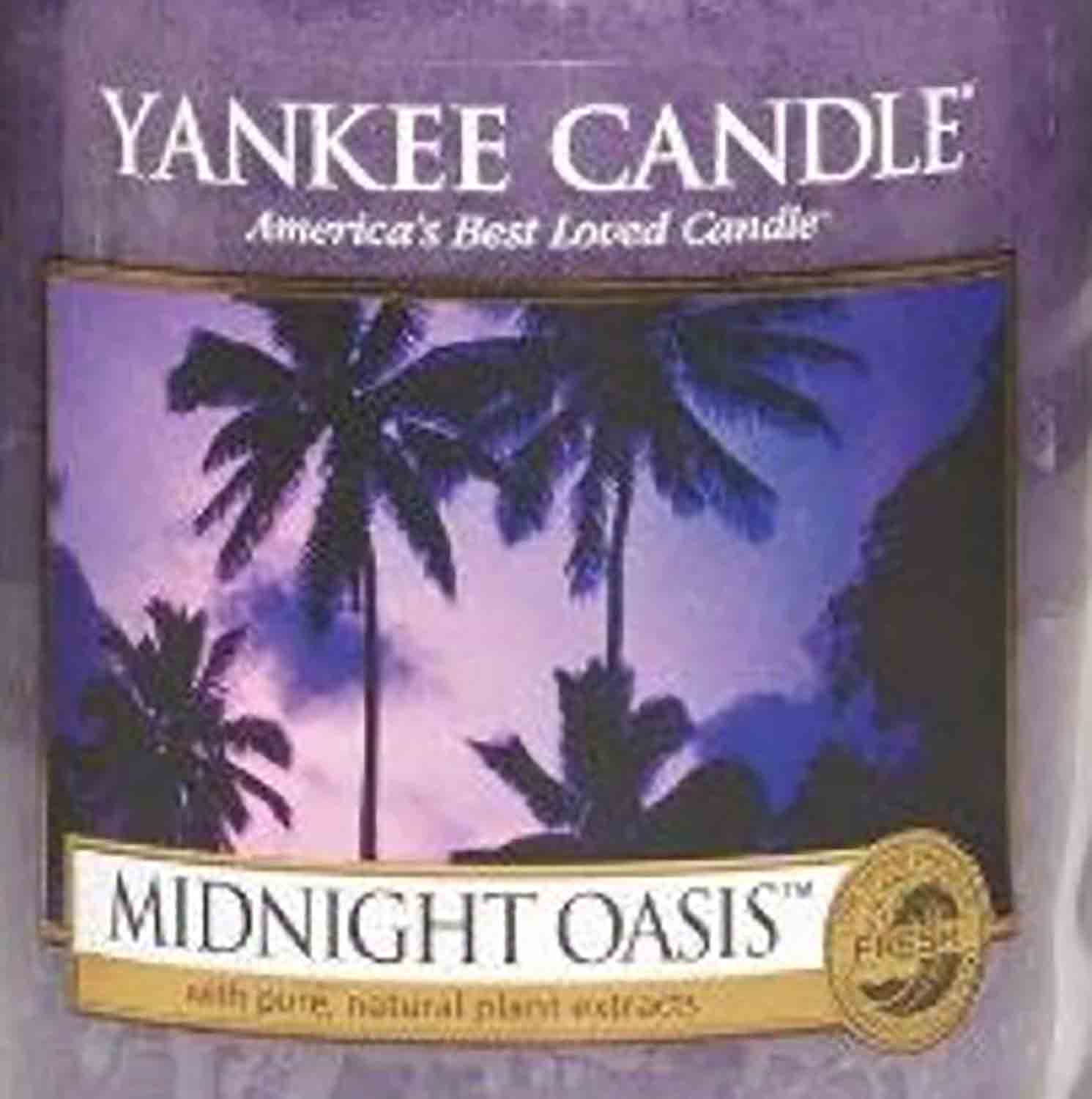 Crumble vosk Yankee Candle Midnight Oasis USA 22 g