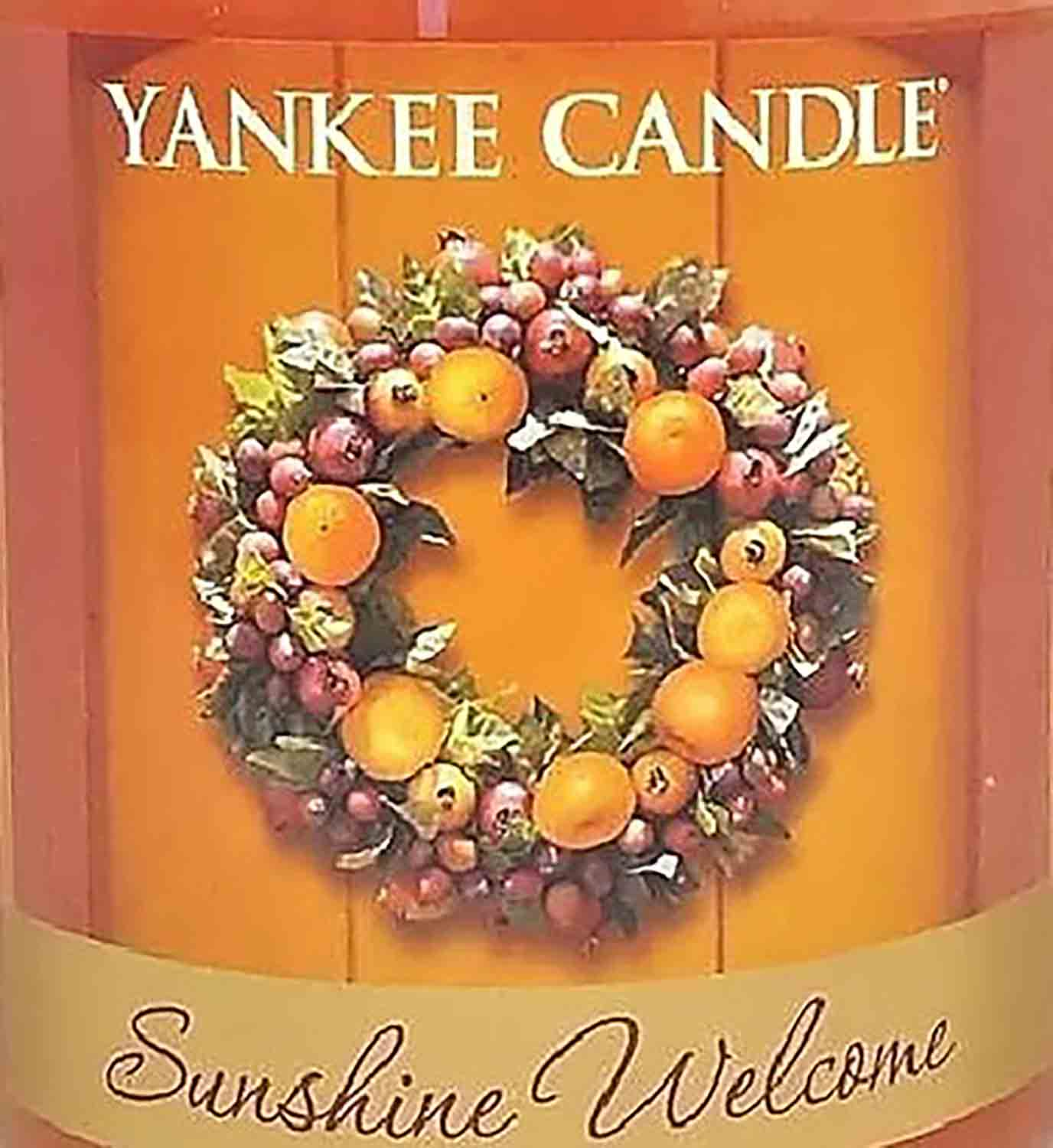 Crumble vosk Yankee Candle Sunshine Welcome USA 22 g