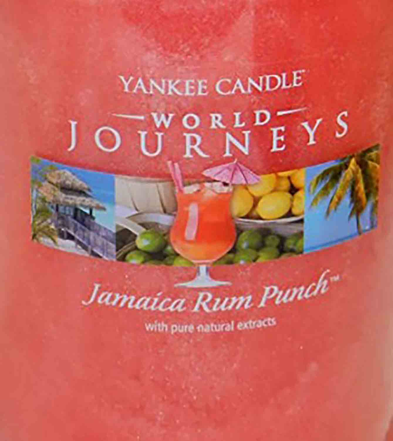 Crumble vosk Yankee Candle Jamaican Rum Punch USA 22 g