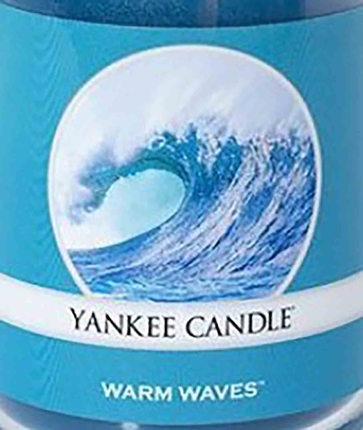 Crumble vosk Yankee Candle Warm Waves USA 22 g