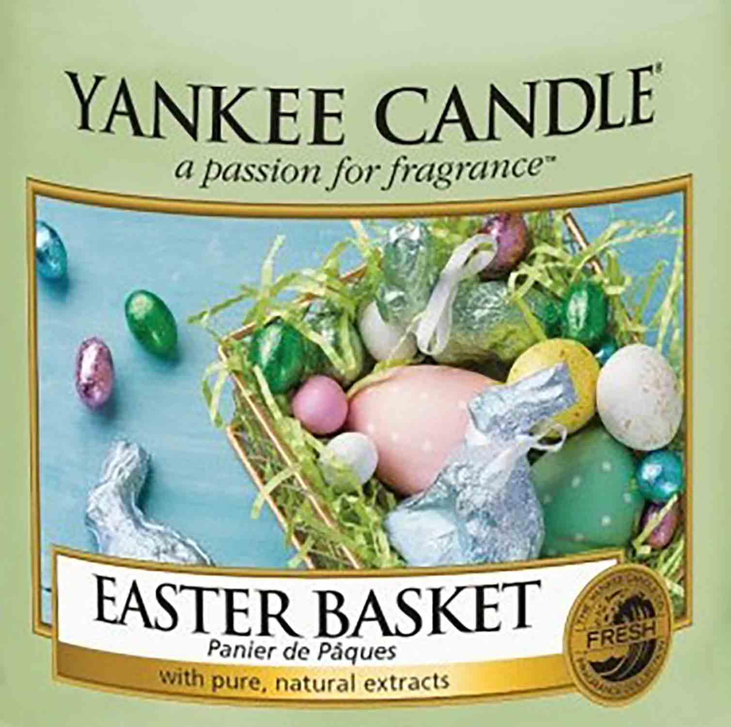 Crumble vosk Yankee Candle Easter Basket  USA 22 g