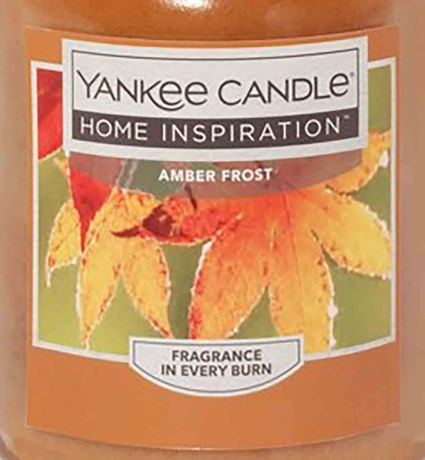 Crumble vosk Yankee Candle Amber Frost USA 22 g