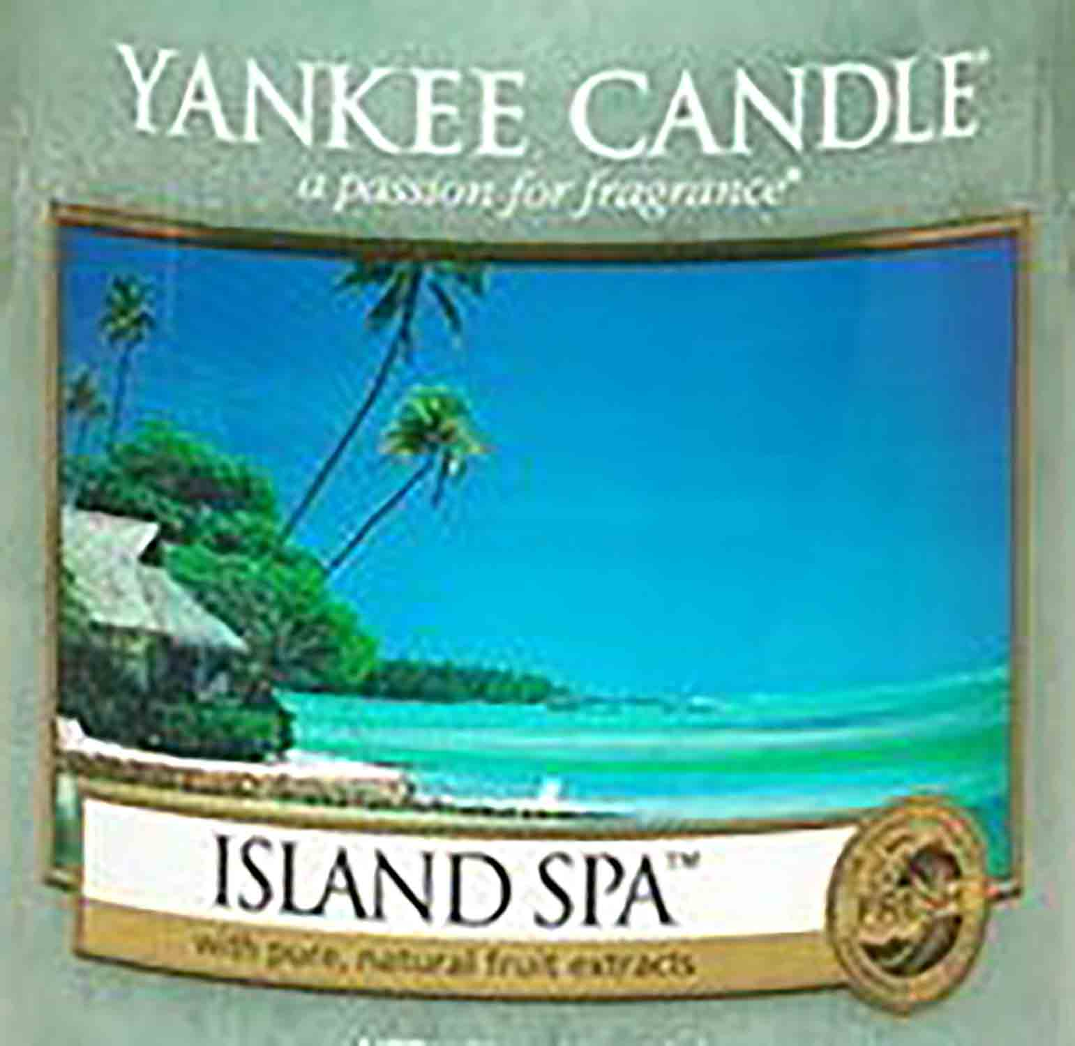 Crumble vosk Yankee Candle Island Spa USA 22 g