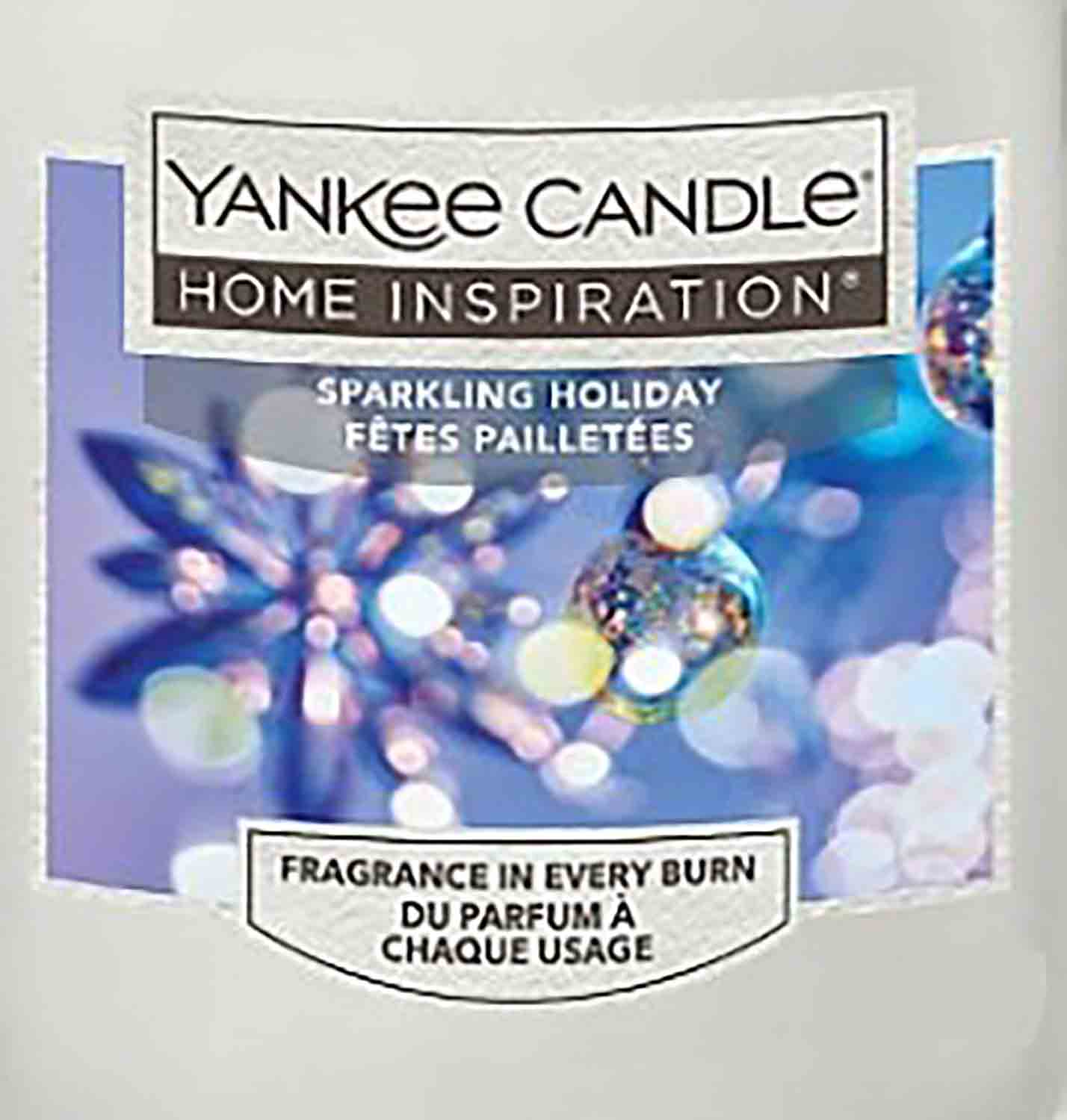 Crumble vosk Yankee Candle Sparkling Holiday USA 22 g