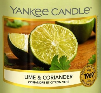 Crumble vosk Yankee Candle Lime & Coriander USA 22 g