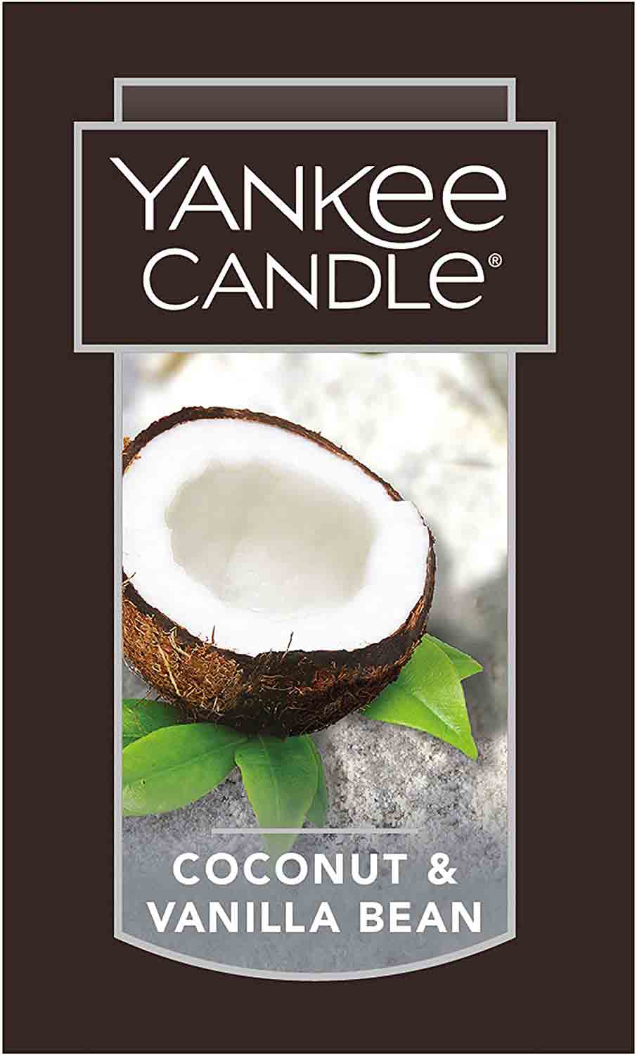 Crumble vosk Yankee Candle Coconut and Vanilla Bean USA 22 g