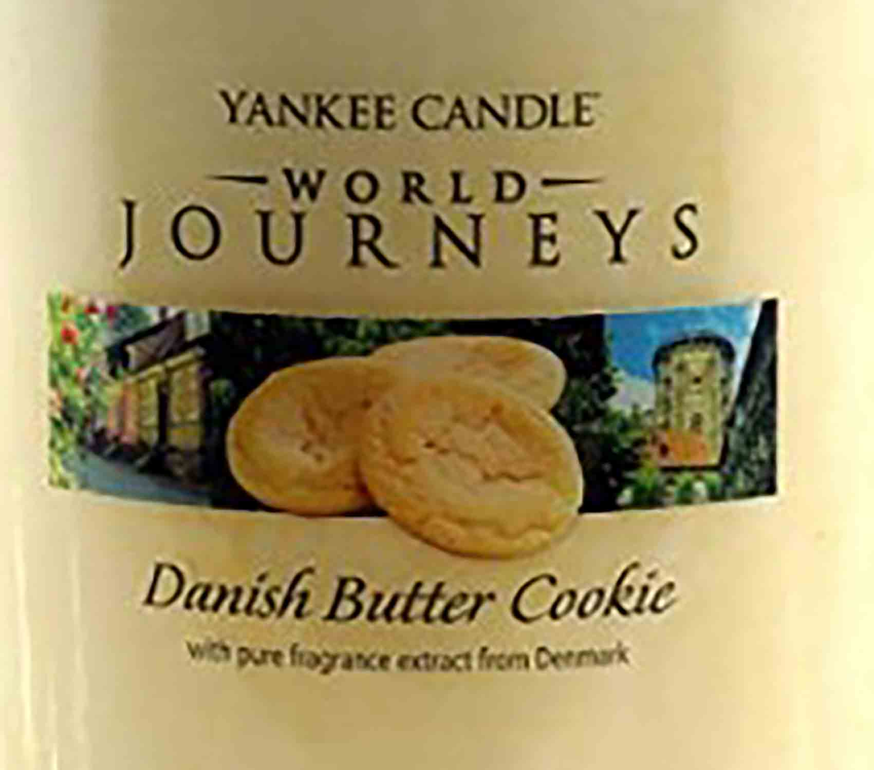 Crumble vosk Yankee Candle Danish Butter USA 22 g