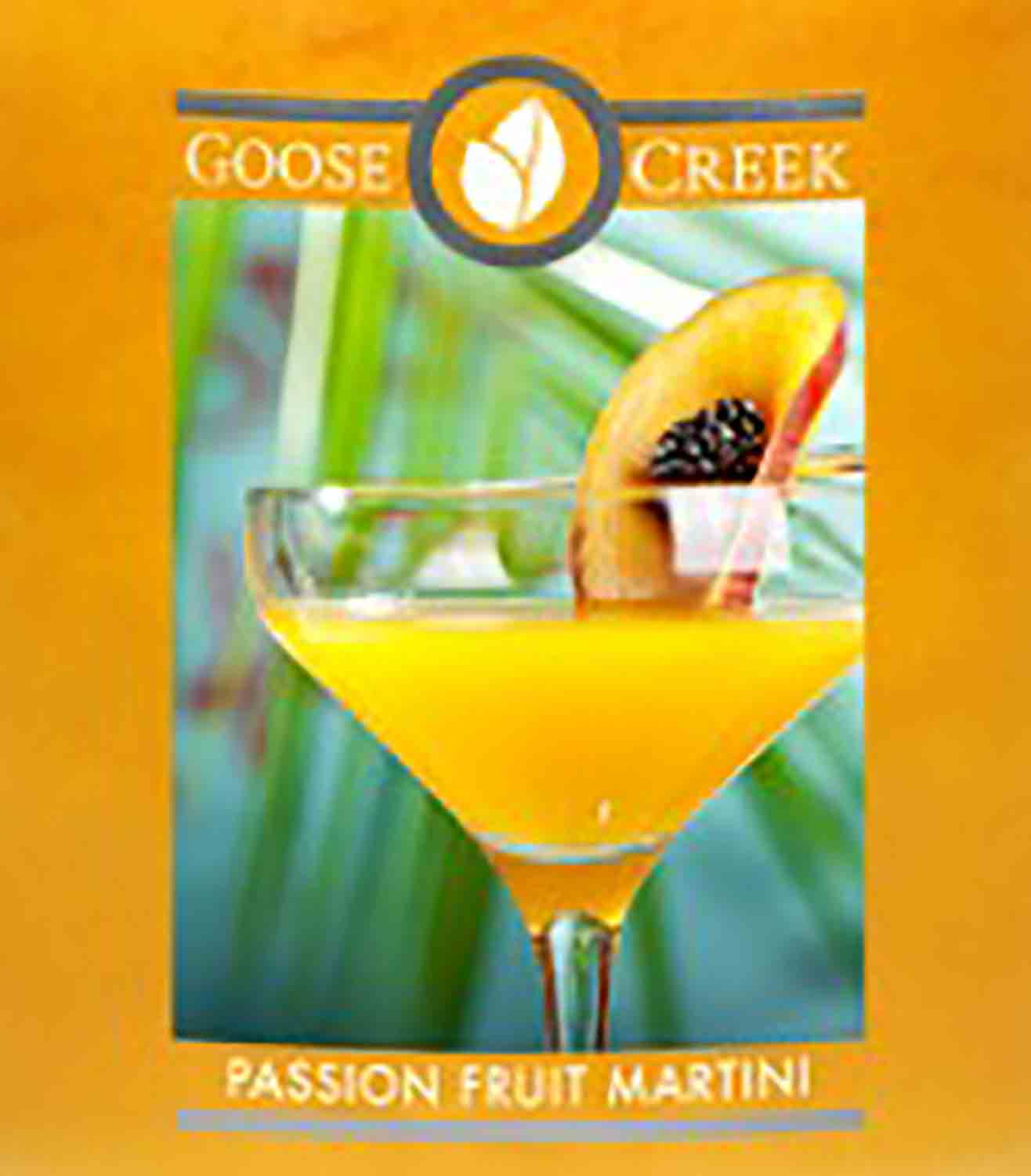 Crumble vosk Goose Creek Passion Fruit Martini USA 22 g