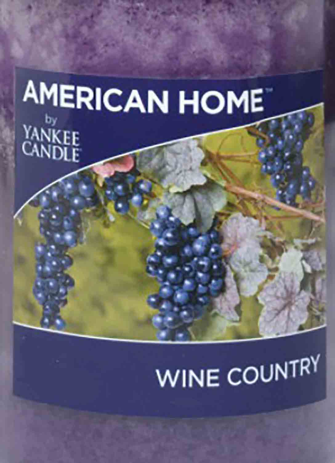 Crumble vosk Yankee Candle Wine Country USA 22 g