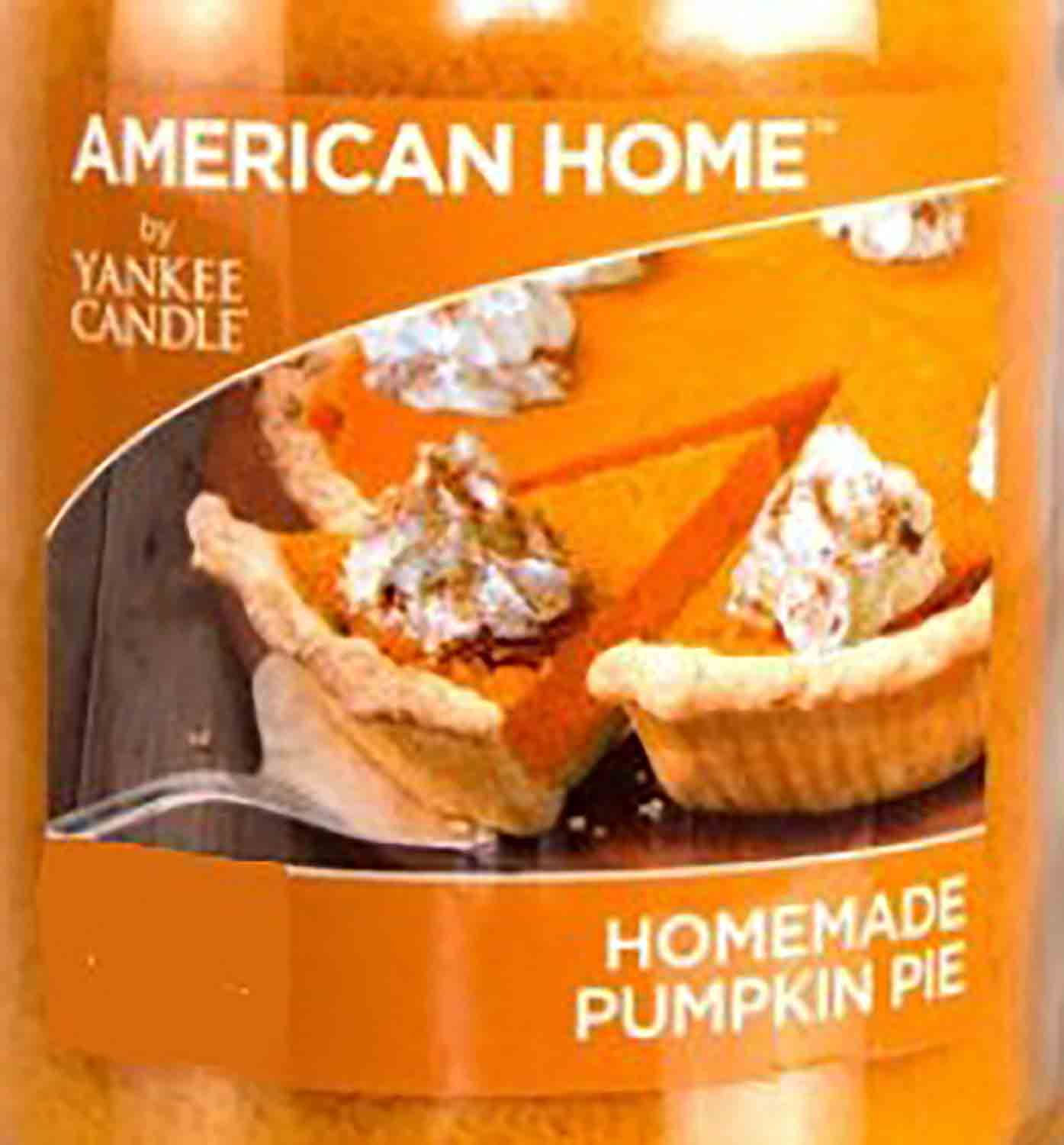 Crumble vosk Yankee Candle Homemade Pumpkin Pie 22g