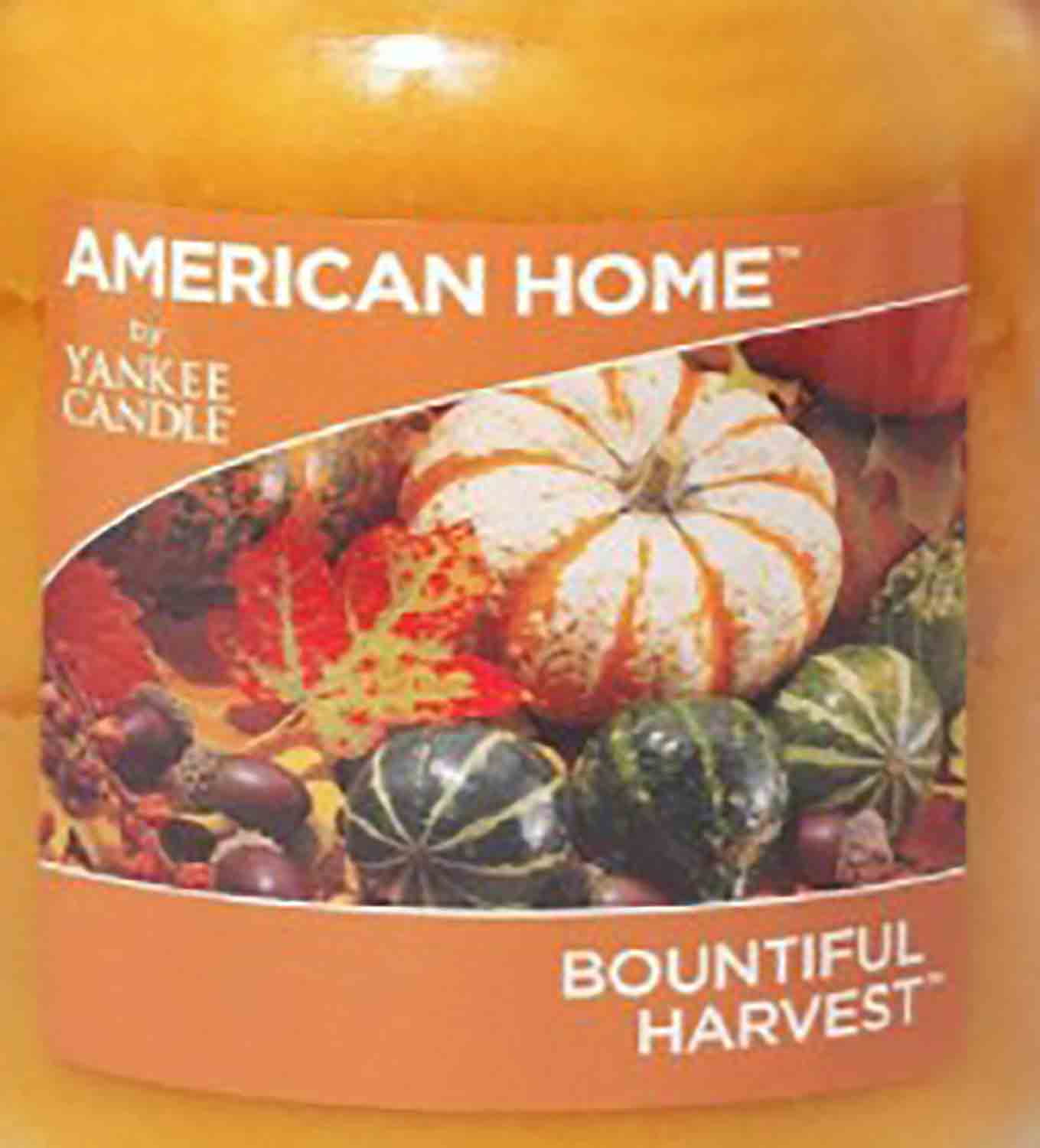 Crumble vosk Yankee Candle Bountiful Harvest 22g