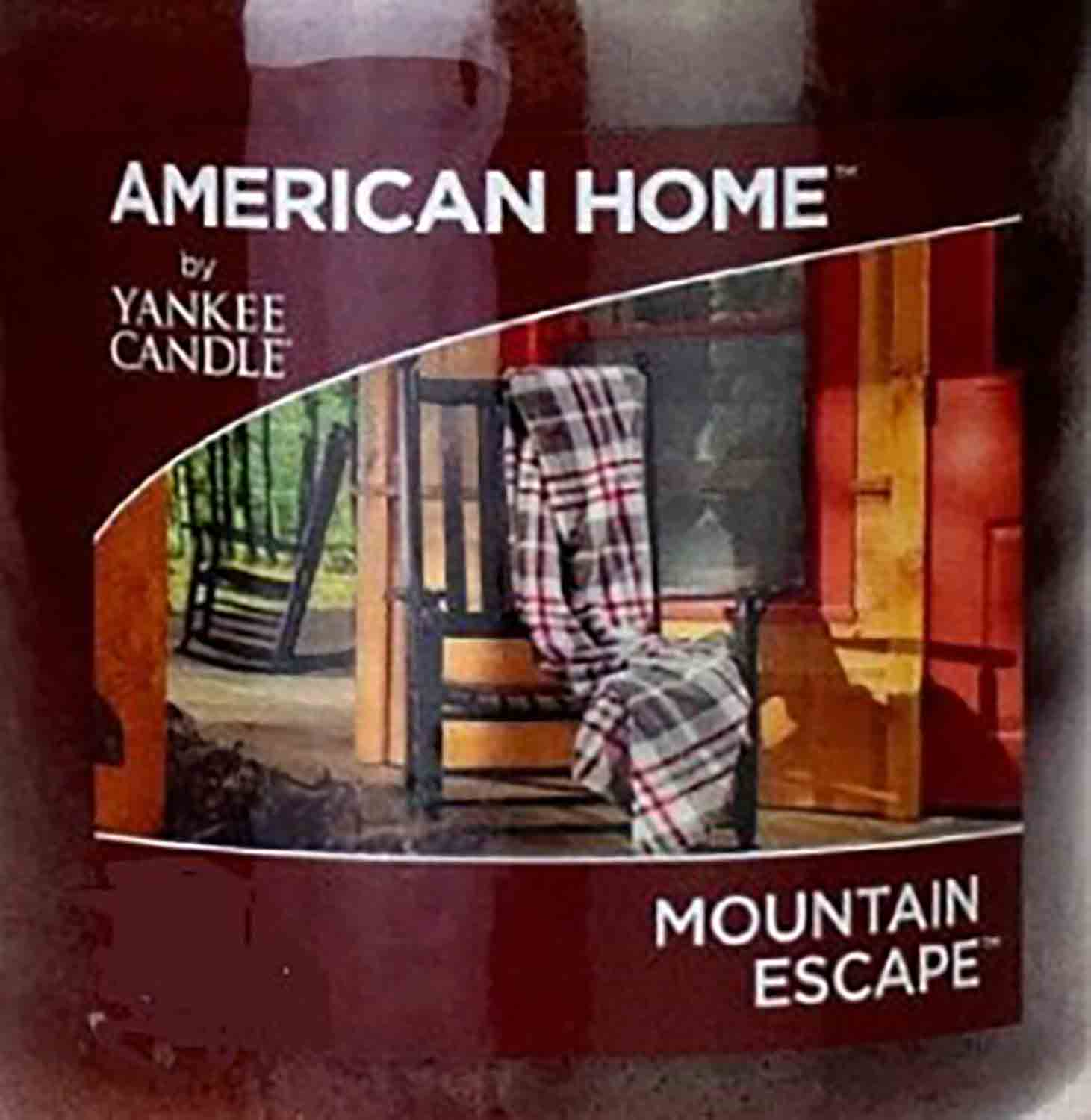 Crumble vosk Yankee Candle Mountain Escape 22g