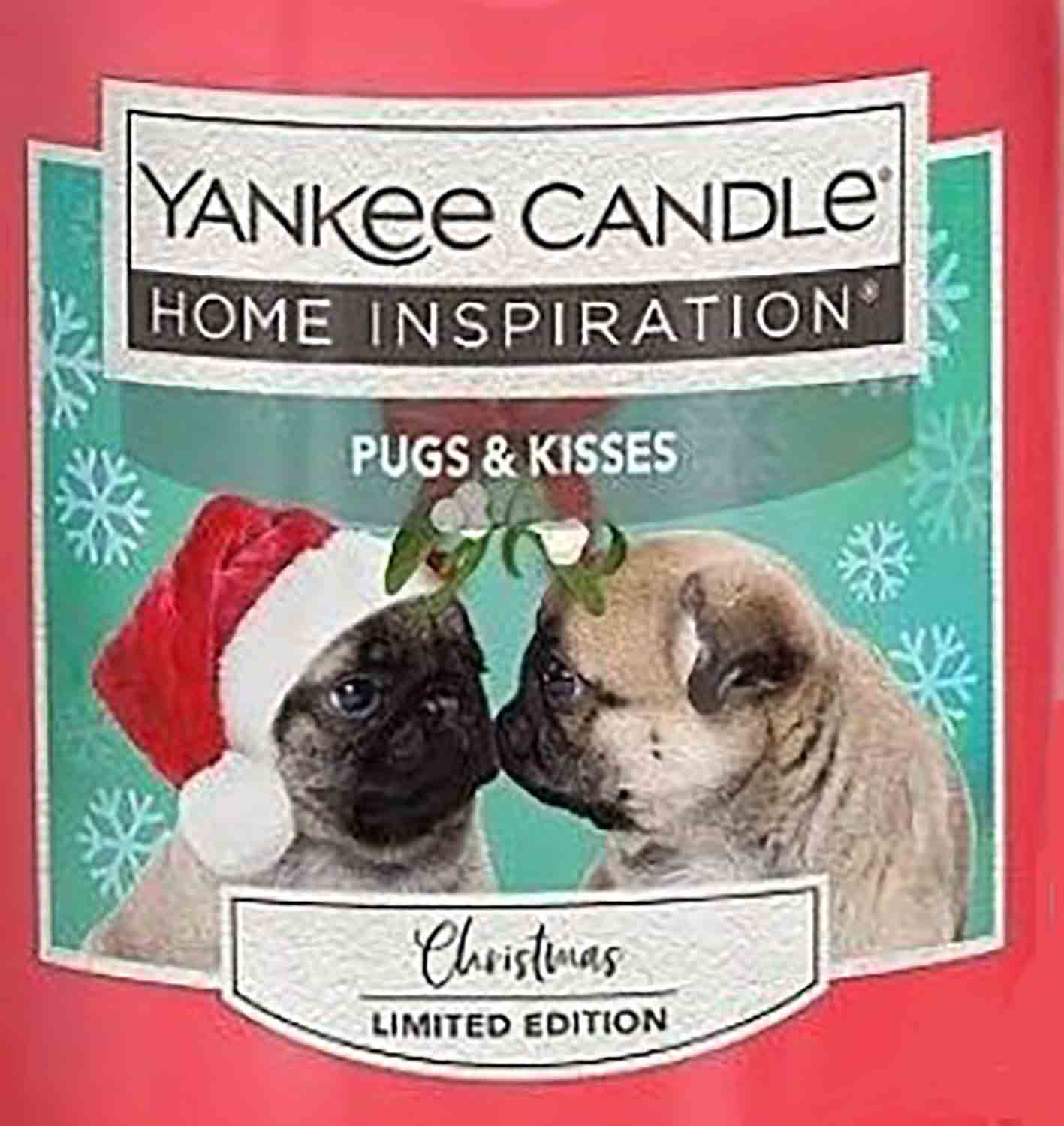 Crumble vosk Yankee Candle Pugs and Kisses USA 22 g