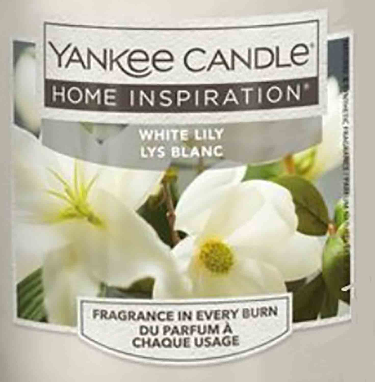 Crumble vosk Yankee Candle White Lily USA 22 g