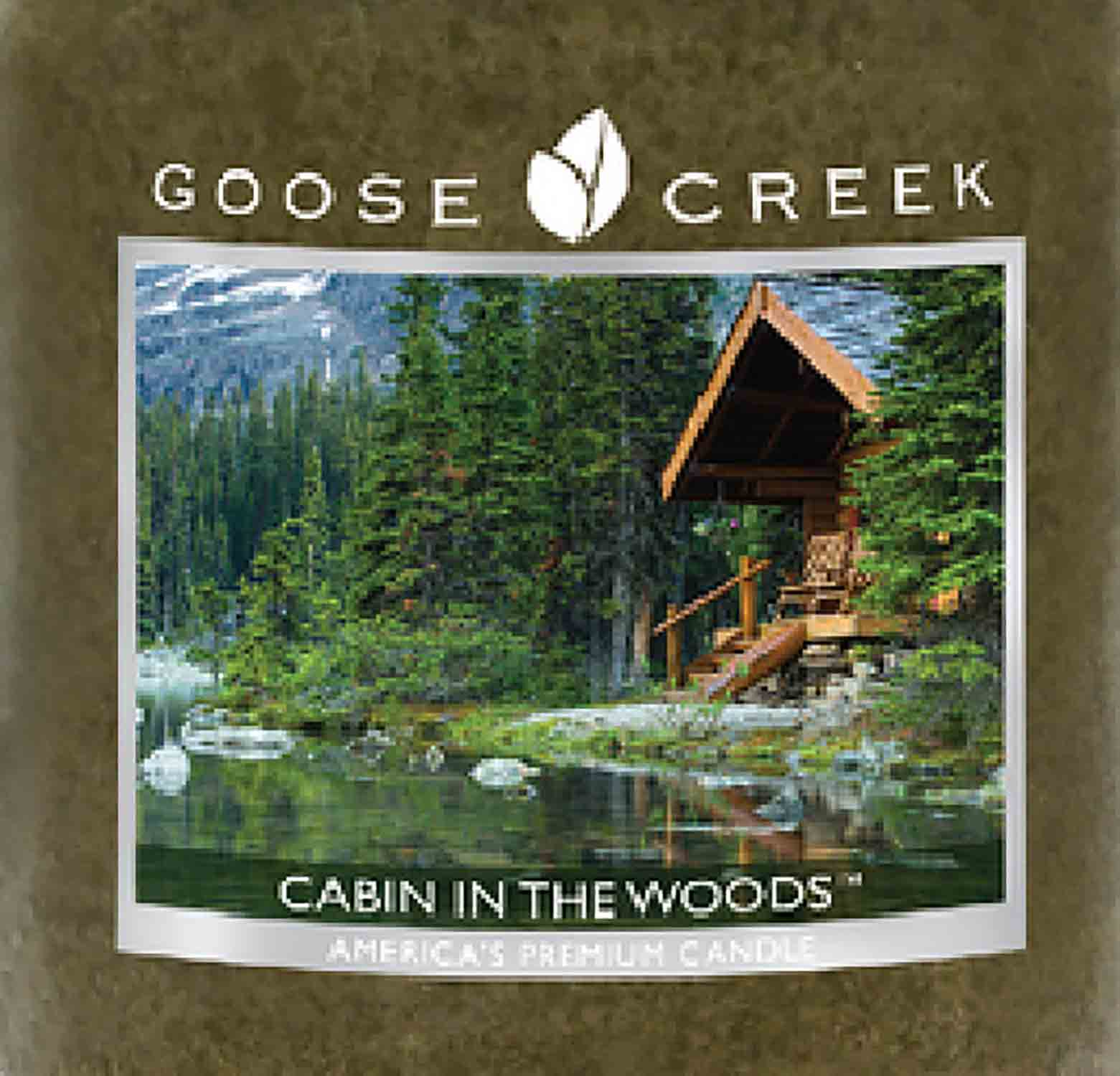 Crumble vosk Goose Creek Cabin In The Woods 22g